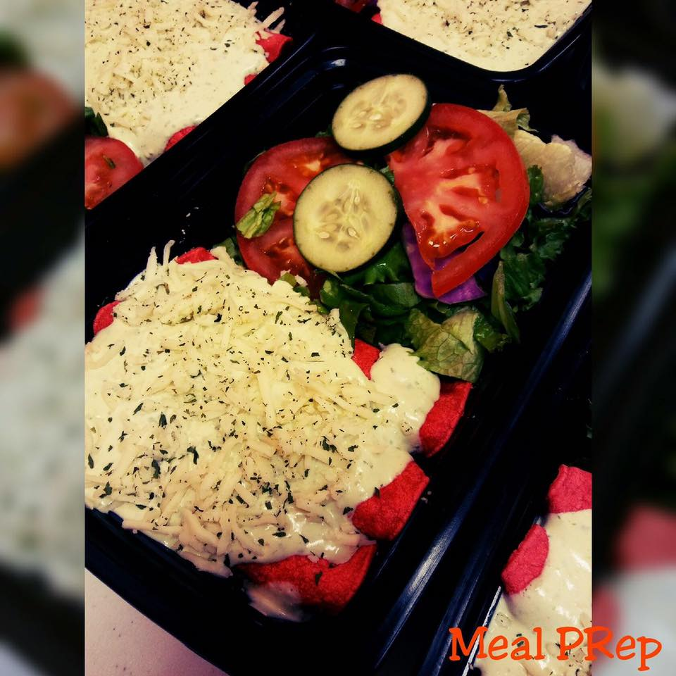Meal Prep Mission, TX