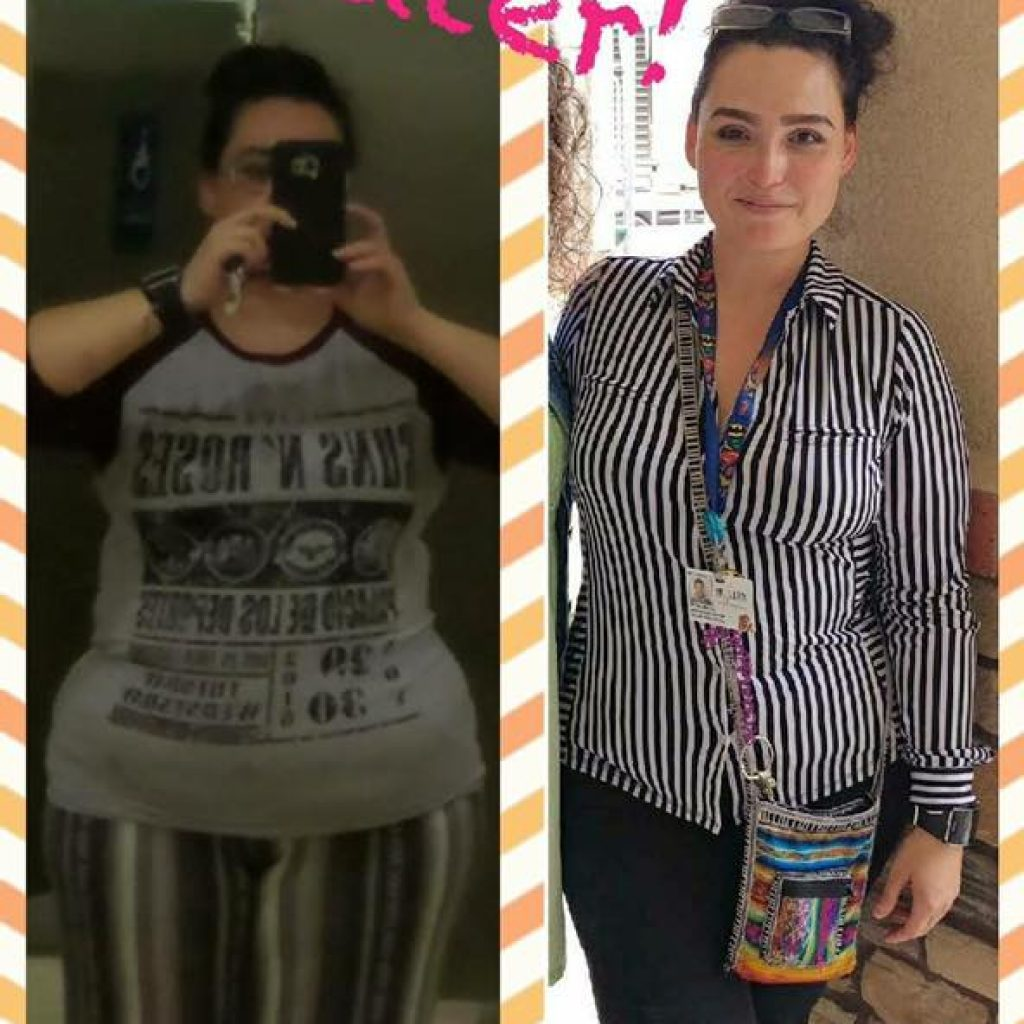 L carnitine helped me lose weight